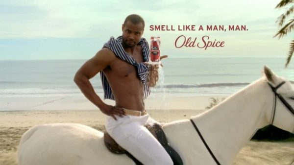 Chiến dịch Marketing Old Spice Smell Like a Man