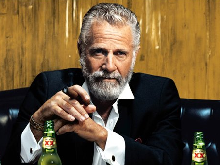 Chiến dịch Marketing The Most Interesting Man